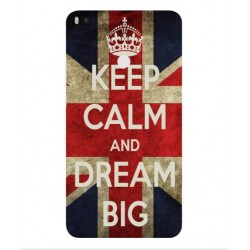Coque Keep Calm And Dream Big Pour Xiaomi Mi Max 2