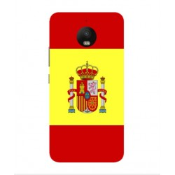 Motorola Moto E4 Spain Cover