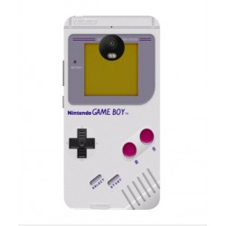 Motorola Moto E4 Plus Game Boy Cover