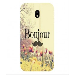 Samsung Galaxy J7 Max Hello Paris Cover