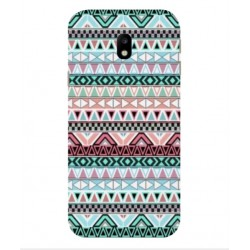 Coque Broderie Mexicaine Pour Samsung Galaxy J7 Max