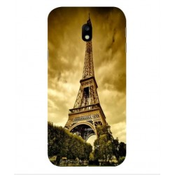 Samsung Galaxy J7 Max Eiffel Tower Case