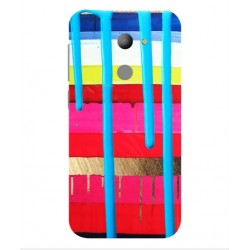 Vodafone Smart N8 Brushstrokes Cover
