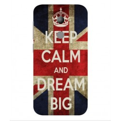 Coque Keep Calm And Dream Big Pour Vodafone Smart N8