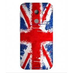 Coque UK Brush Pour Vodafone Smart N8