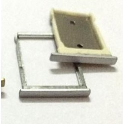 Silver SIM Card Tray Slot Holder For HTC One M9