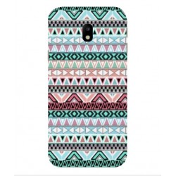 Coque Broderie Mexicaine Pour Samsung Galaxy J5 (2017)
