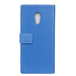 Meizu M3 Max Blue Wallet Case