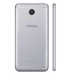 Meizu M3 Max Silver Battery Cover