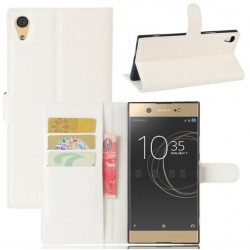 Sony Xperia XA1 Ultra White Wallet Case