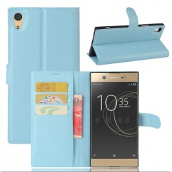 Sony Xperia XA1 Ultra Blue Wallet Case
