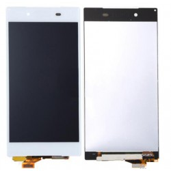 White Sony Xperia Z5 Complete Replacement Screen