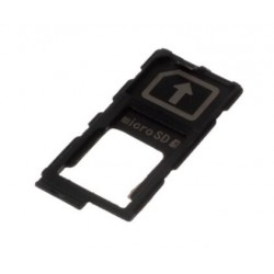 Black SIM Card Tray Slot Holder For Sony Xperia Z5
