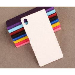 Sony Xperia Z5 White Hard Case