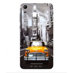 Coque New York Taxi Pour Wiko Lenny 3 Max (2017)
