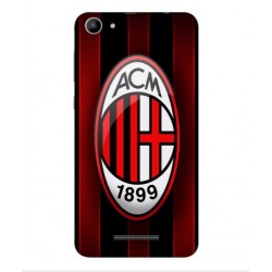Wiko Lenny 3 Max (2017) AC Milan Cover