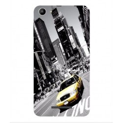 Coque New York Pour Wiko Lenny 3 Max (2017)