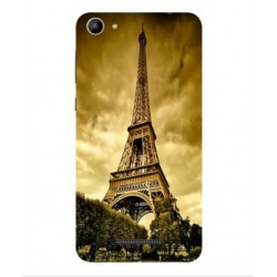 Wiko Lenny 3 Max (2017) Eiffel Tower Case