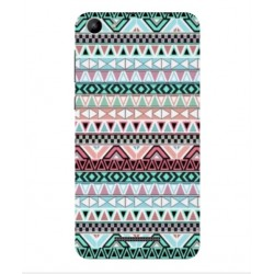 Coque Broderie Mexicaine Pour Wiko Lenny 3 Max (2017)