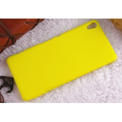 Sony Xperia X Yellow Hard Case