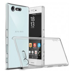 Sony Xperia X Compact Transparent Hard Case