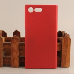 Sony Xperia X Compact Red Hard Case