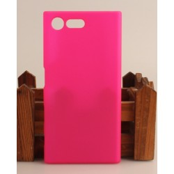 Sony Xperia X Compact Pink Hard Case