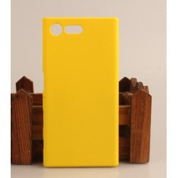 Sony Xperia X Compact Yellow Hard Case
