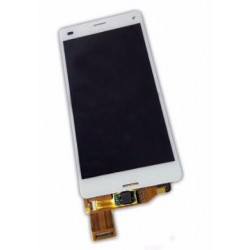 White Sony Xperia Z3 Compact Complete Replacement Screen