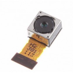 Back Camera Module With Flash Light For Sony Xperia Z3+
