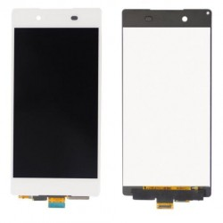White Sony Xperia Z3+ Complete Replacement Screen