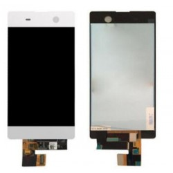White Sony Xperia M5 Complete Replacement Screen