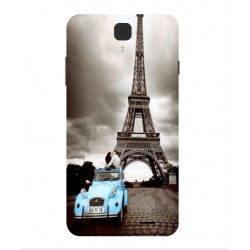 Archos 55 Helium 4 Seasons Vintage Eiffel Tower Case