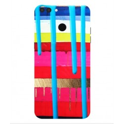 Archos 55 Graphite Brushstrokes Cover