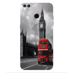 Archos 55 Graphite London Style Cover