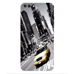 Funda New York Para Archos 55 Graphite