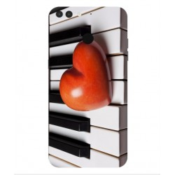 Funda I Love Piano Para Archos 55 Graphite