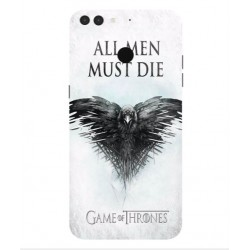Funda All Men Must Die Para Archos 55 Graphite