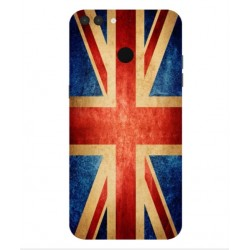Funda Vintage UK Para Archos 55 Graphite