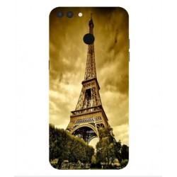 Archos 55 Graphite Eiffel Tower Case
