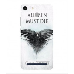 Funda All Men Must Die Para Archos 50f Helium