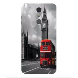 ZTE Grand X 4 London Style Cover