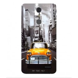 ZTE Grand X 4 New York Taxi Cover
