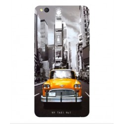ZTE Nubia M2 Play New York Taxi Cover