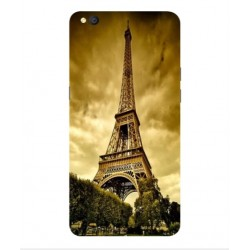 ZTE Nubia M2 Play Eiffel Tower Case