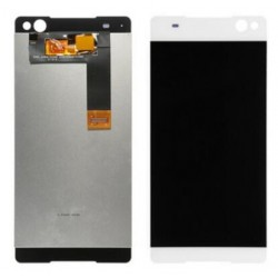 White Sony Xperia C5 Ultra Complete Replacement Screen
