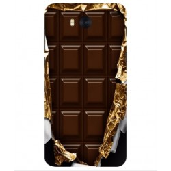 Coque I Love Chocolate Pour Huawei Y5 (2017)