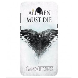 Huawei Y5 (2017) All Men Must Die Cover