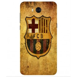 Coque FC Barcelone Pour Huawei Y5 (2017)