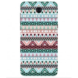 Coque Broderie Mexicaine Pour Huawei Y5 (2017)